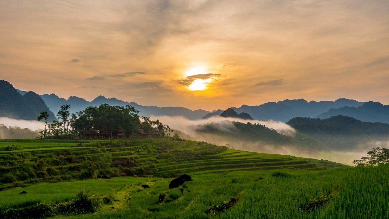 Tour Pù Luông – Khám phá pù luông mùa lúa chín 2 ngày 1 đêm