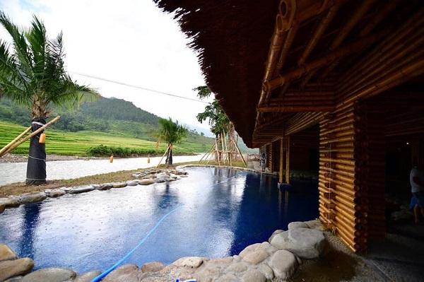 Le Champ Tú Lệ Resort Hot Spring & Spa – Mù Cang Chải – Yên Bái