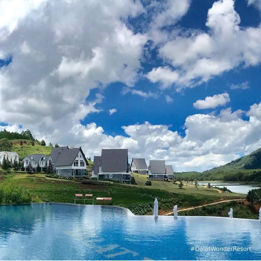 Đà Lạt Wonder Resort – giá tốt