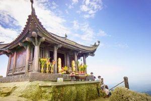 Tour Thanh Hóa Chùa Ba Vàng Yên Tử trong 1 ngày