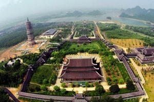 Tour Thanh Hóa Ninh Bình Bái Đính Tràng An 1 ngày-Du xuân