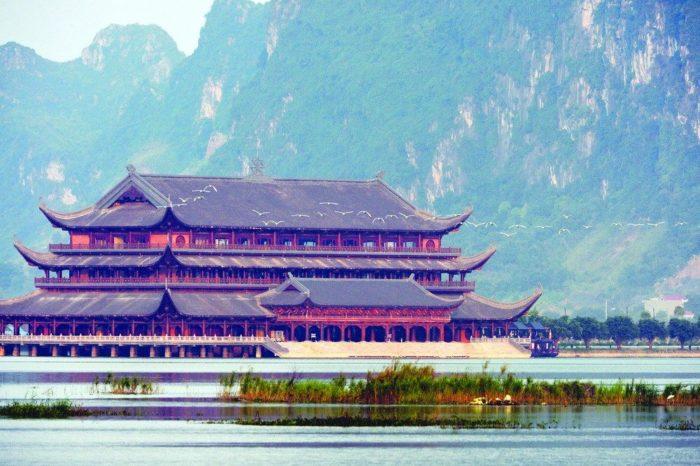 Tour chùa Tam Chúc – Tràng An 1 ngày từ Thanh Hóa