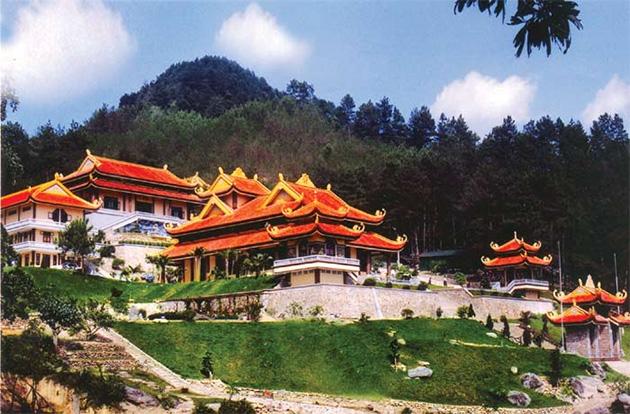 Tour Thanh Hóa – Tam Đảo, Tây Thiên 3 ngày 2 đêm