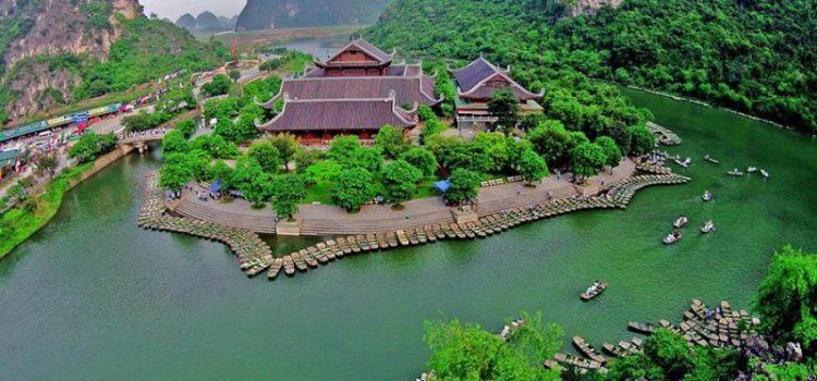 Tour Ninh Bình 01 ngày tham quan Hang Múa Tràng An Hoa Lư từ Thanh Hóa